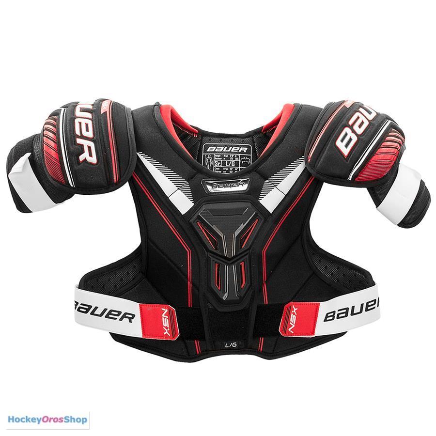 8fd9562cd Chrániče ramien BAUER S18 NSX | HockeyOrosShop