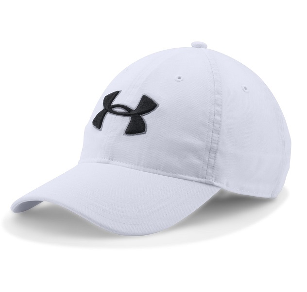 Šiltovka UNDER ARMOUR Chino Cap SR White