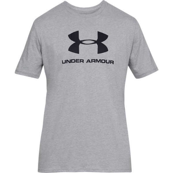 Tričko UNDER ARMOUR SPORTSTYLE LOGO Gry