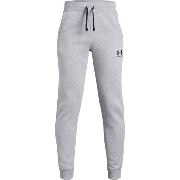 Detské teplaky UNDER ARMOUR Cotton Fleece Jogger BOY